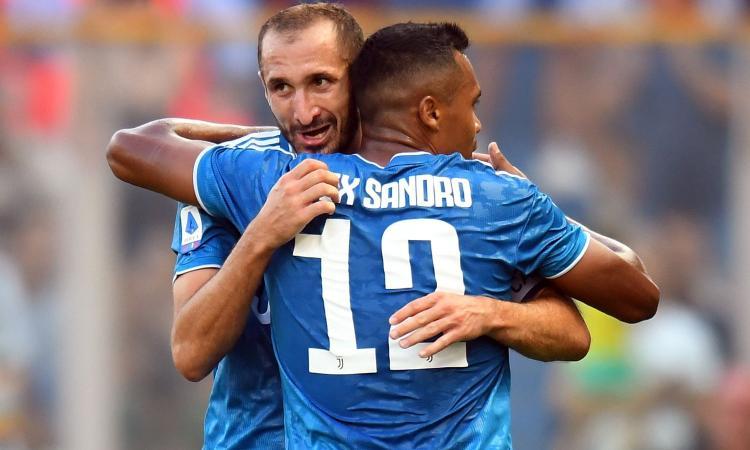 Juve, Alex Sandro: 'Mi sento in colpa se spendo 300 euro in una sera. Torino città difficile per un brasiliano'