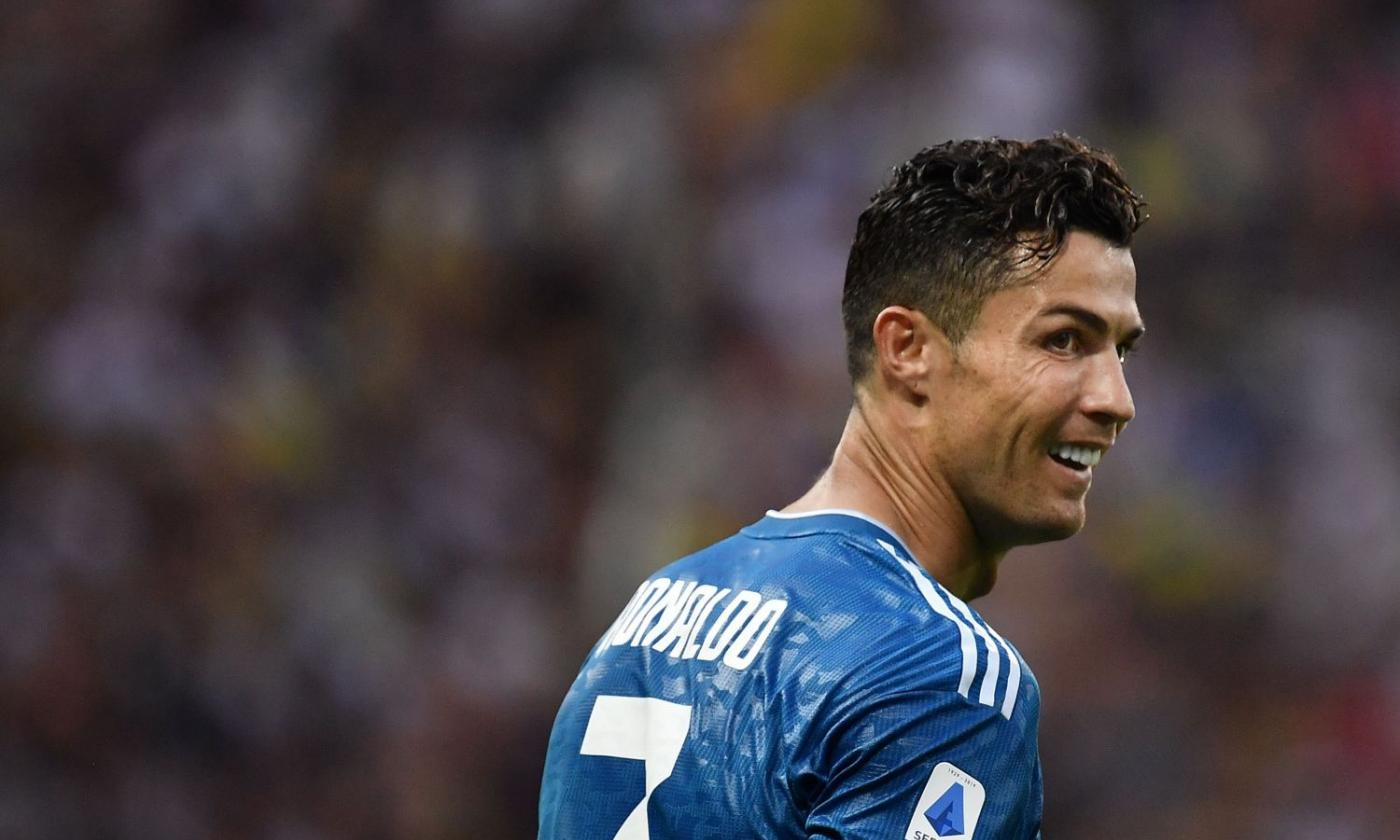 Juve Ronaldo Announces I Am Working On A New Dazn Project