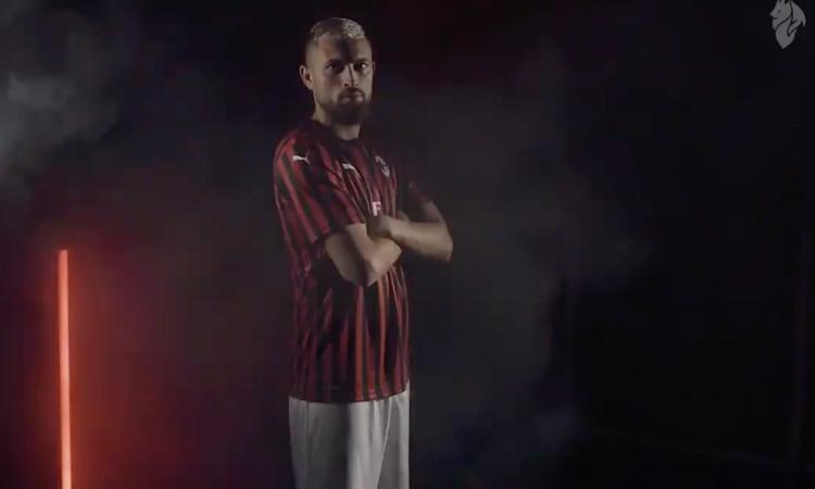Duarte: 'Il Milan ha una storia bellissima. Voglio seguire le orme di Thiago Silva. Paquetà? Fondamentale'