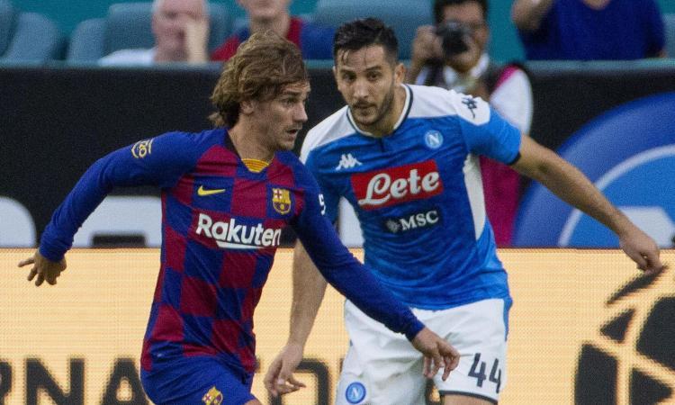 Napoli, tutti i numeri di maglia: la 9 resta a Verdi, Manolas e Lozano...