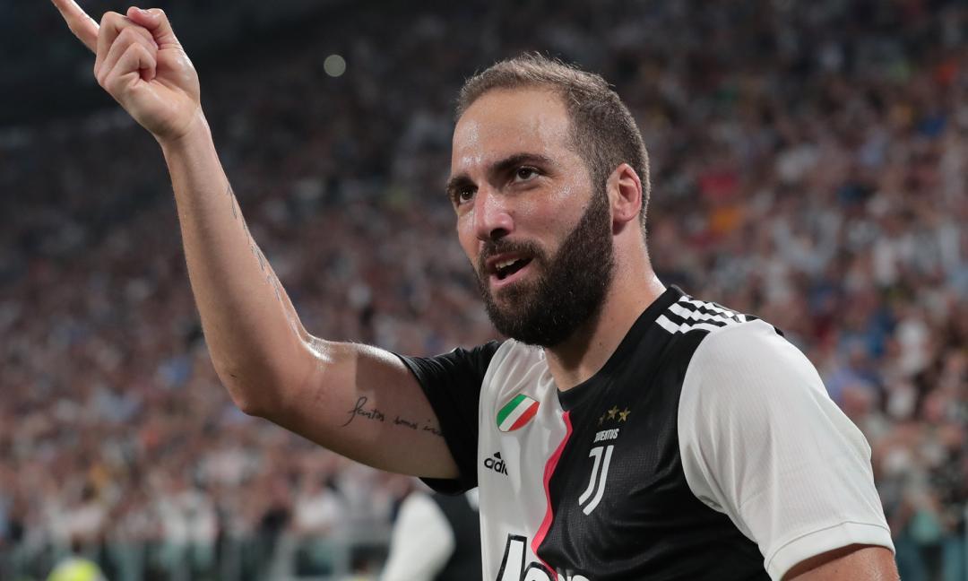 Il Pipita è tornato: si è ripreso la Juve
