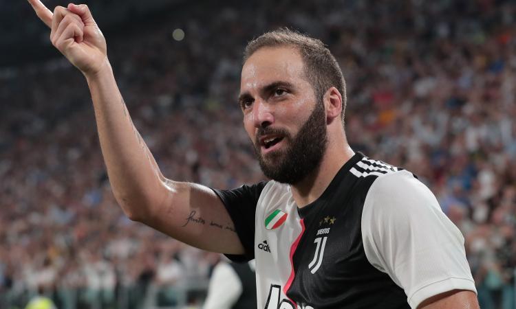 Higuain al centro della Juve con Sarri: attenzione al contratto, la sua richiesta