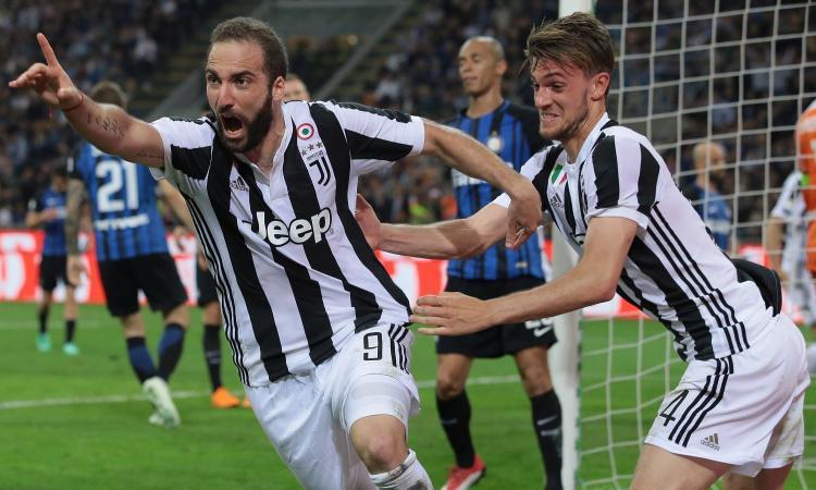 Juventus, Paratici incontra Petrachi: si tratta per Higuain e Rugani alla Roma