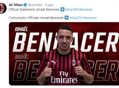 Bennacer: 'Il Milan è la squadra perfetta per me, Giampaolo mi ha chiesto di venire qui. Ecco dove mi piace giocare'