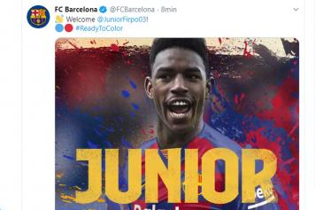 Official: Barcelona sign Manchester United target | English