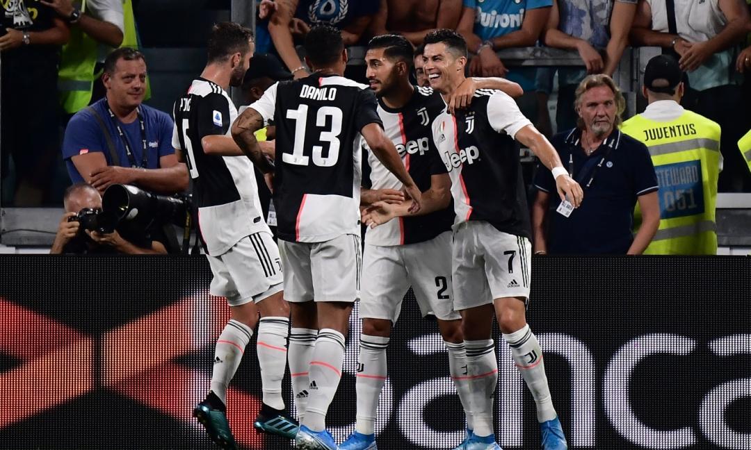 La Juventus 9 su 9. La Champions? Quando arriverà...