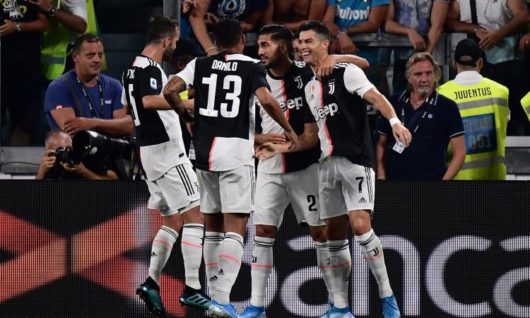Juve-Napoli 4-3: un autogol di Koulibaly al 93' decide una partita pazzesca