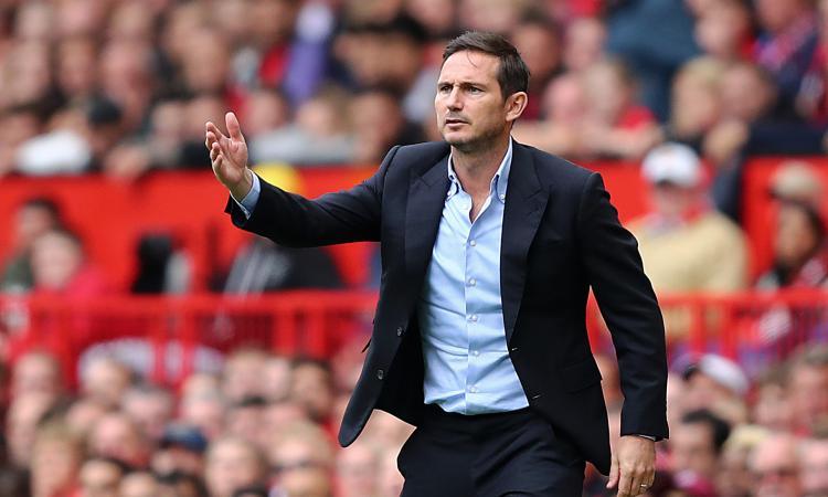 Chelsea, Lampard: 'Meritano di giocare quelli che hanno vinto l'Europa League'