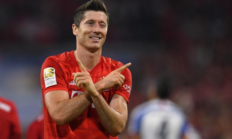 Bayern Monaco, la decisione sul rinnovo di Lewandowski