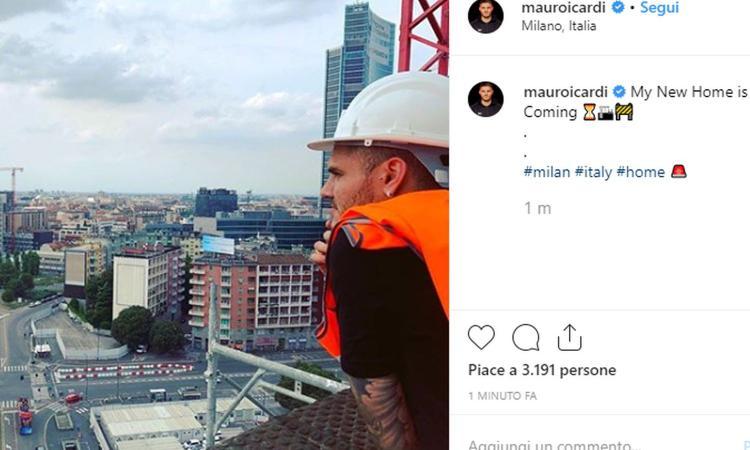 Inter, intrigo Icardi: compra casa a Milano e sogna la numero 7. Ma il Napoli...
