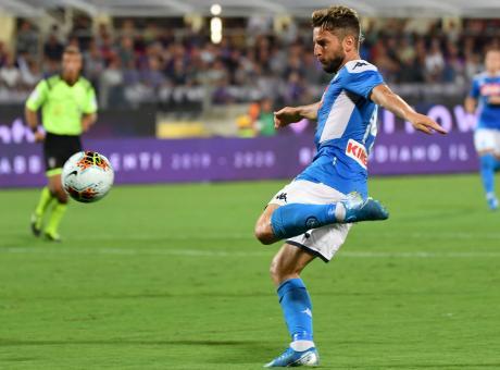 Napolimania: il rigore su Mertens, che non c'era, e i segnali negativi in vista della Juve