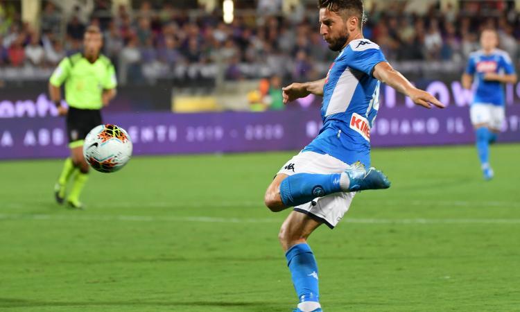 Mertens: 'Juve choc, ma Napoli non molla e io non simulo. Su Lukaku e il mio futuro...'