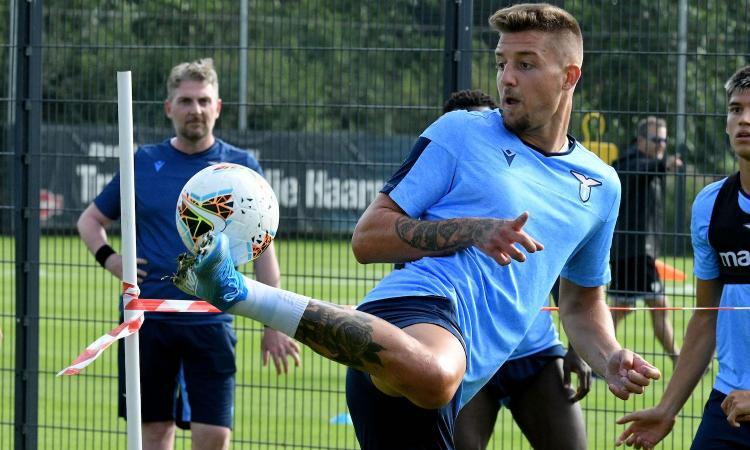 Lazio, UFFICIALE: le condizioni di Lulic, Milinkovic e Caicedo