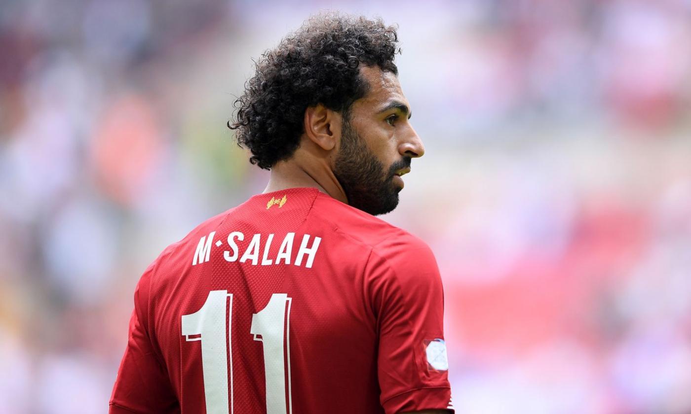 Liverpool: due grandi club su Salah | Mercato