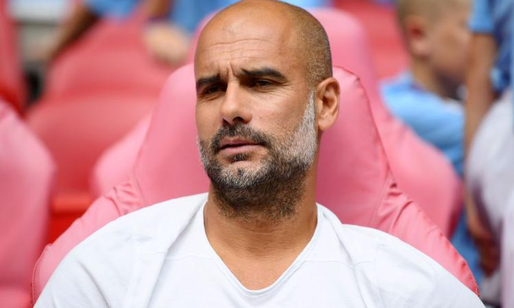 Manchester City, Guardiola: 'Cancelo non gioca, per ora...' VIDEO