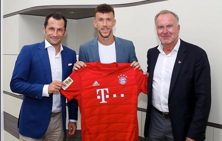 UFFICIALE, Perisic dall'Inter al Bayern: 'Qui per il Triplete'