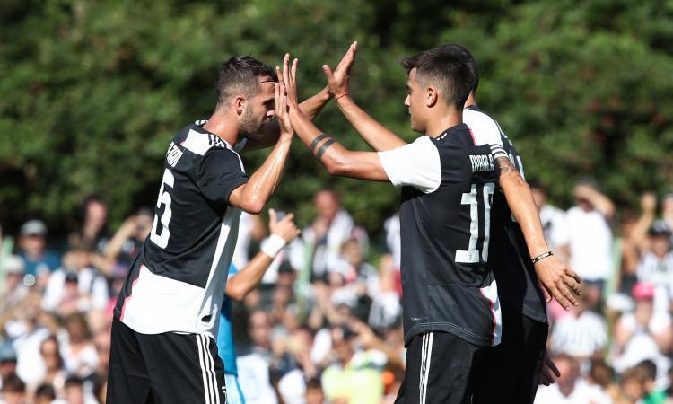 Juventus: un club ci riprova per Dybala