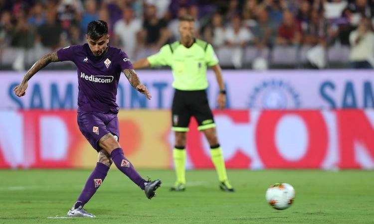 Fiorentina, torna Pulgar in mediana