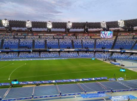 Napoli-Perugia, caos al San Paolo: ingresso negato a tanti tifosi azzurri!