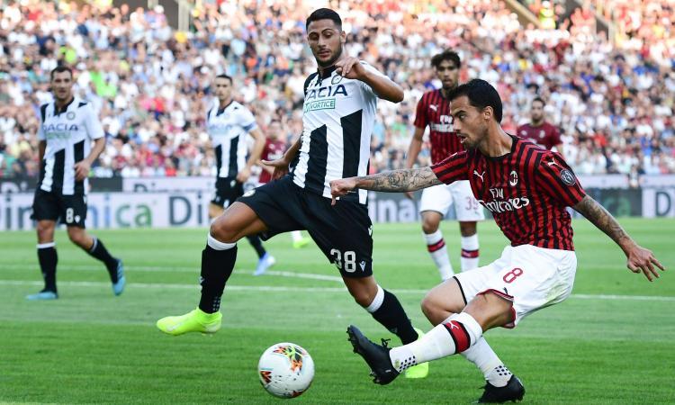 Milan, Suso quando vede l'Inter...