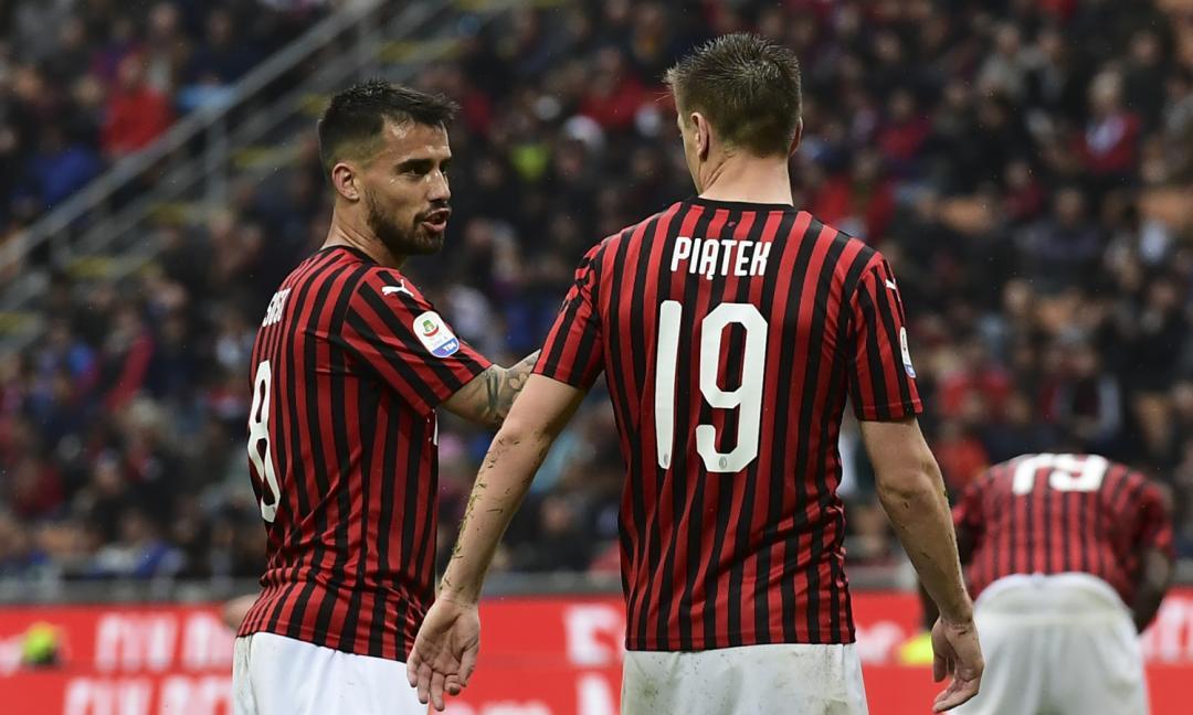 Voi nel Milan non ci dovete più giocare!