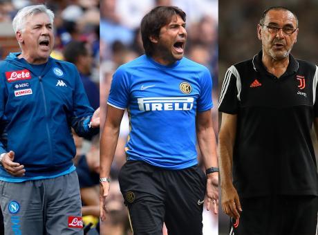 Che campionato sarà? La Juve con Sarri mai così a rischio, occhio all'Inter. Milan e Roma in bilico. E dietro...