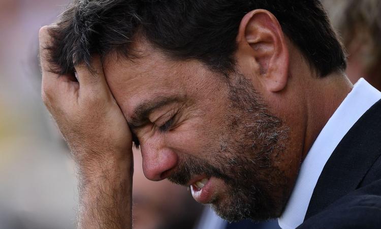 La Juve crolla in Borsa: titolo sospeso per eccesso di ribasso