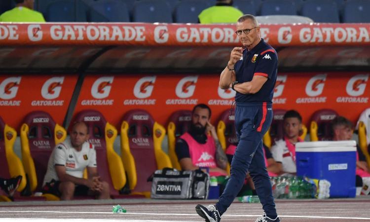 Genoa, ripresi gli allenamenti. Tanto lavoro per Andreazzoli