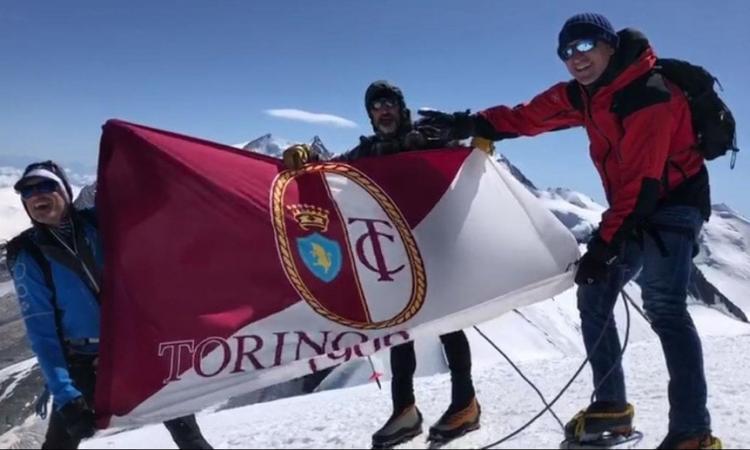 La Buonanotte di Bernardini: Annoni e Bruno, chi ha vestito la maglia del Toro può anche scalare le montagne