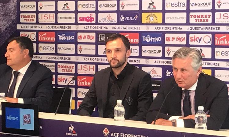 Badelj si racconta: 'Ribery mi incanta, Pulgar sorprendente. Da ottobre vedrete la vera Fiorentina'