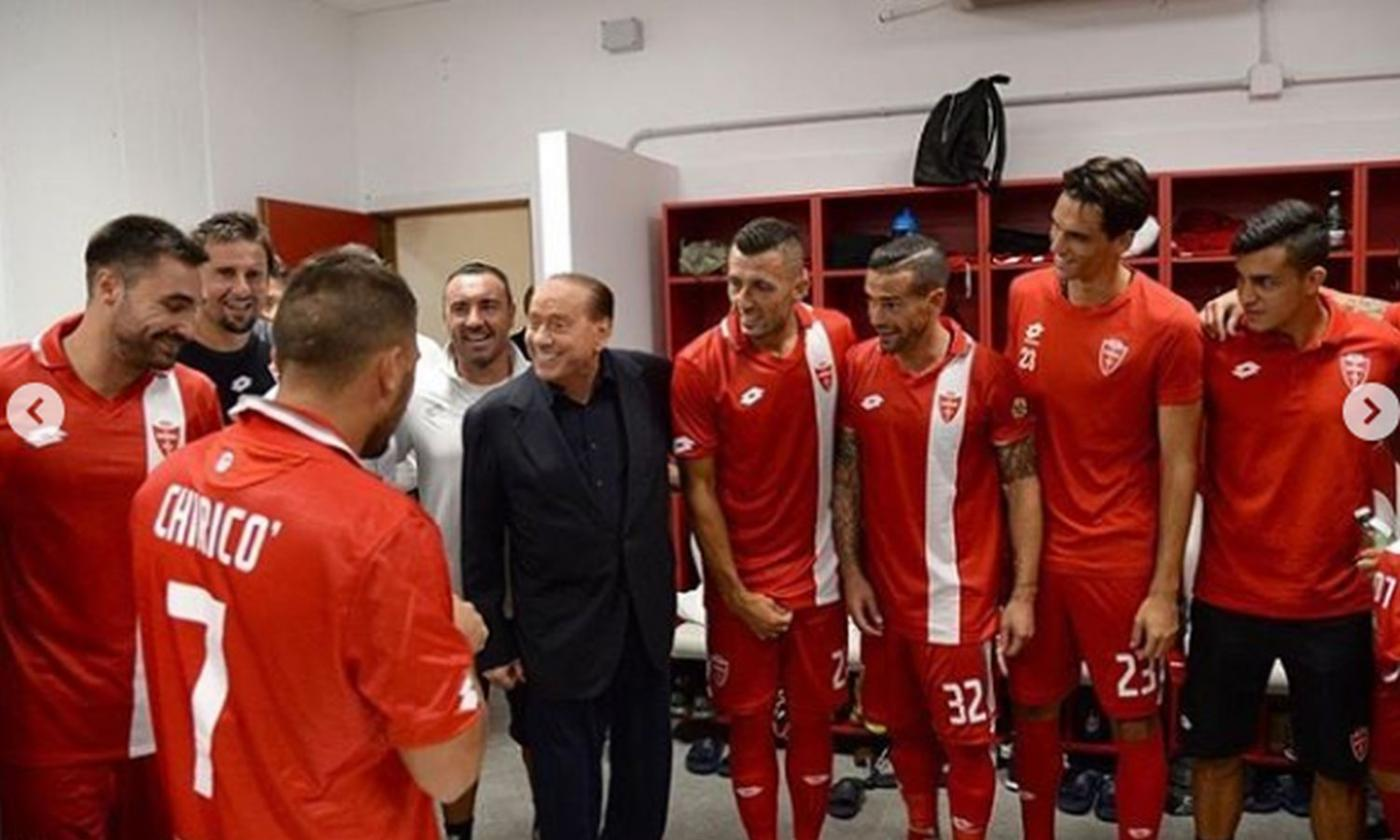 Monza, no other club in Serie C has spent as much as Berlusconi |  Calciomercato.com