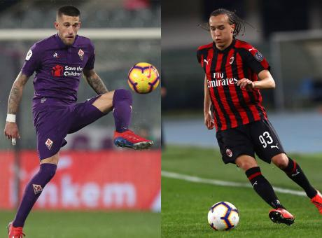 Milan-Inter-Fiorentina: si sblocca il giro dei terzini