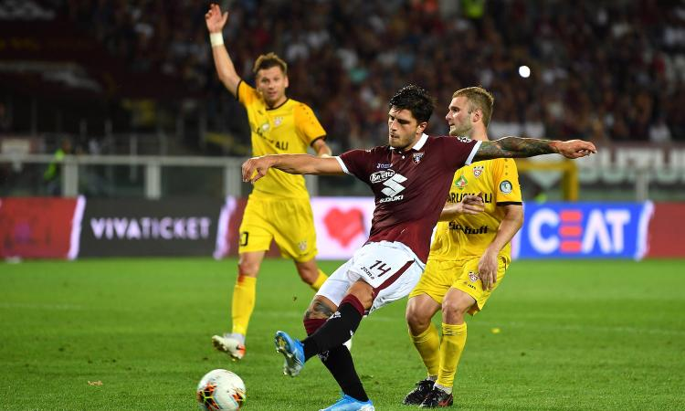 Torino, su Bonifazi tre squadre di Serie A