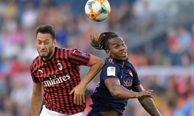 L'ombra di Bonaventura e Suso, Calhanoglu si reinventa per tenersi il Milan