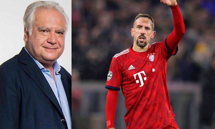 Un cappuccino con Sconcerti: qualcuno fermi la storia di Ribery alla Fiorentina, non serve a nessuno