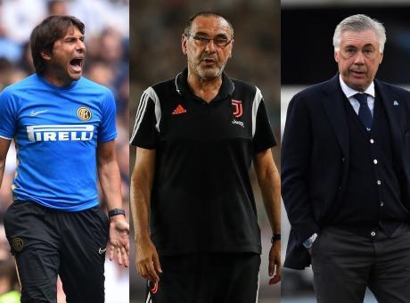 Stipendi allenatori: Conte davanti a Sarri e Ancelotti. Giampaolo dietro a Fonseca e Mihajlovic