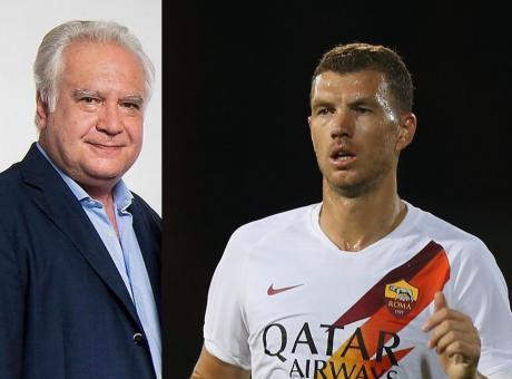 Un cappuccino con Sconcerti: Dzeko vuole l'Inter, ma resta alla Roma se Higuain non lascia la Juve