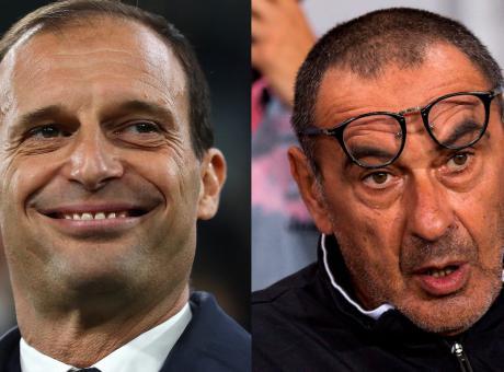 L'assenza di Sarri in panchina è un macigno: per battere il Parma serve la Juve di Allegri
