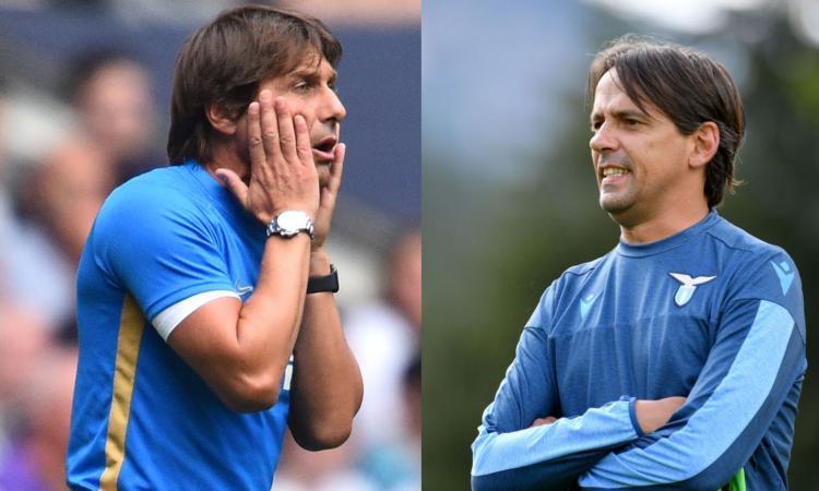 Conte e Inzaghi, quando il 3-5-2 diventa calcio spettacolo: Inter e Lazio le più belle