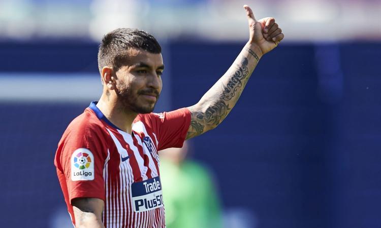 Milan, l'agente di Correa è in città