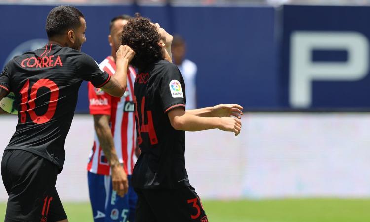 Il Milan non lascia Correa: riprendono i discorsi con l'Atletico, martedì giorno clou