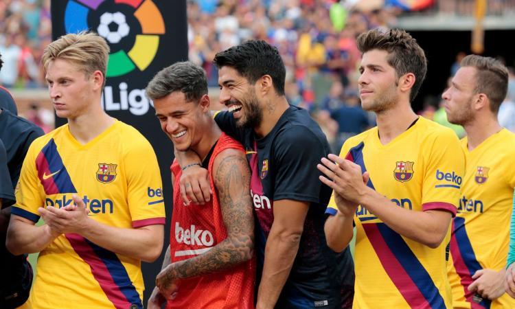 Bayern Monaco scatenato: trattativa col Barcellona per Coutinho
