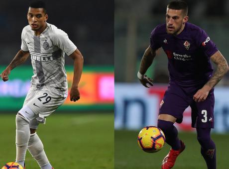 Inter, Dalbert apre alla Fiorentina: torna di moda lo scambio con Biraghi, il punto