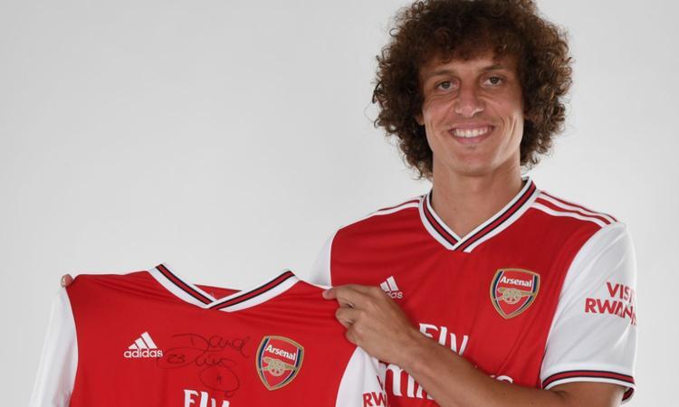 Arsenal, David Luiz: 'Sono felice, il mio ciclo al Chelsea era finito'