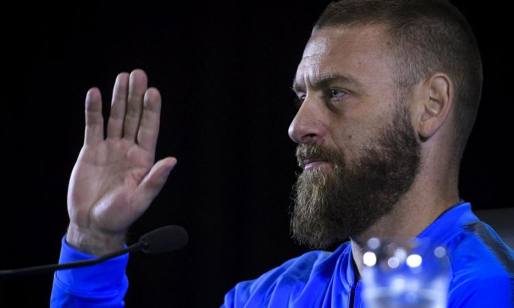 De Rossi dice no ad Amazon e Netflix