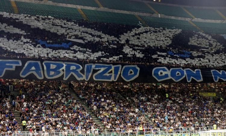Inter, faida in Curva Nord: rissa tra due capi ultrà, la Digos indaga