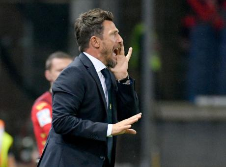 Di Francesco, ritorno da ex amaro a Sassuolo: la sua Samp è inguardabile!