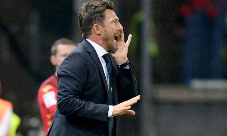 Sampdoria, Maroni e altri tre ai box