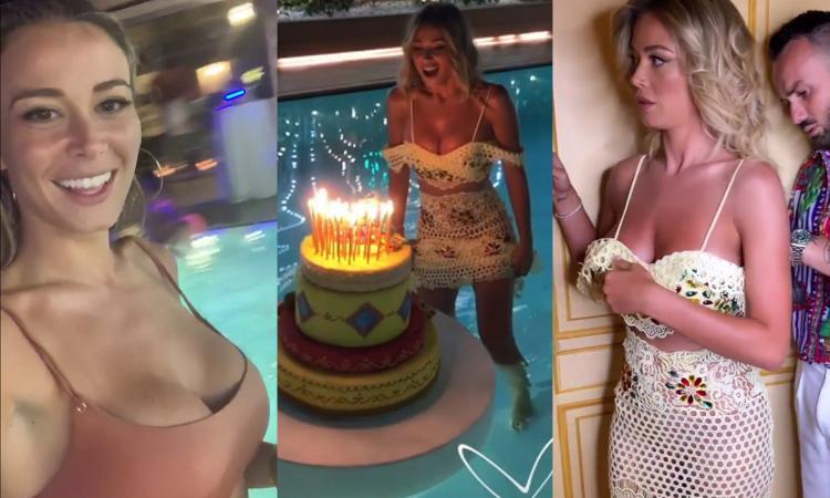 Diletta fa gli anni e si scatena: 'I 28 sono i nuovi 18' FOTO e VIDEO