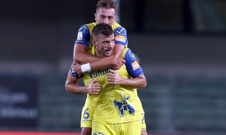 Venezia-Chievo, le formazioni ufficiali: gialloblù con Meggiorini-Djordjevic